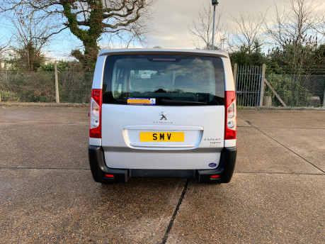 Peugeot Expert 2015 HDI TEPEE COMFORT L1 wheelchair accessible vehicle WAV 2