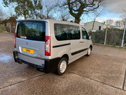 Peugeot Expert 2015 HDI TEPEE COMFORT L1 wheelchair accessible vehicle WAV 21