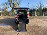 Peugeot Expert 2015 HDI TEPEE COMFORT L1 wheelchair accessible vehicle WAV 4