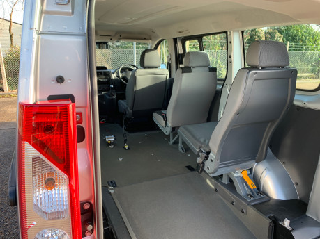 Peugeot Expert 2015 HDI TEPEE COMFORT L1 wheelchair accessible vehicle WAV 7