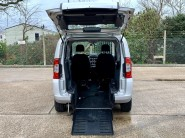 Fiat Qubo MULTIJET DYNAMIC DUALOGIC Wheelchair Accessible Vehicle WAV 3