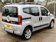 Fiat Qubo MULTIJET DYNAMIC DUALOGIC Wheelchair Accessible Vehicle WAV 11