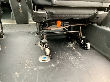 Fiat Qubo MULTIJET DYNAMIC DUALOGIC Wheelchair Accessible Vehicle WAV 8