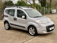 Fiat Qubo MULTIJET DYNAMIC DUALOGIC Wheelchair Accessible Vehicle WAV 13