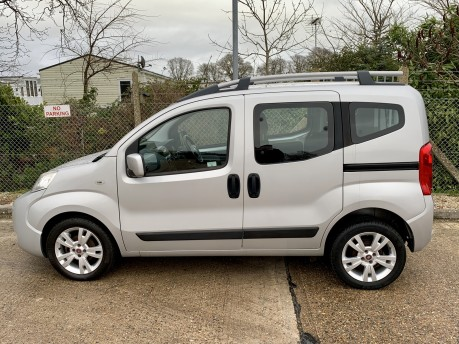 Fiat Qubo MULTIJET DYNAMIC DUALOGIC Wheelchair Accessible Vehicle WAV 12