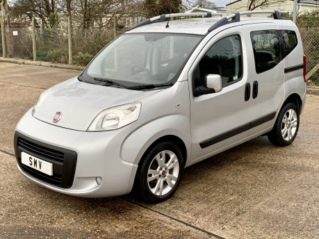 Fiat Qubo MULTIJET DYNAMIC DUALOGIC Wheelchair Accessible Vehicle WAV 15