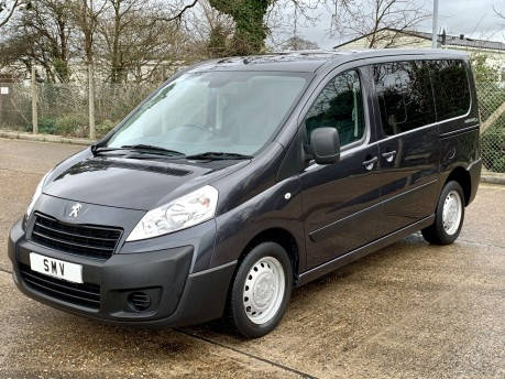 Peugeot Expert HDI TEPEE COMFORT L1 Wheelchair Accessible Vehicle WAV 13