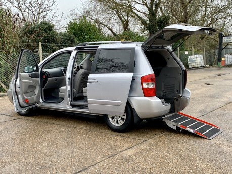 Kia Sedona 2 CRDI Wheelchair Accessible Vehicle