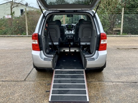 Kia Sedona 2 CRDI Wheelchair Accessible Vehicle 3