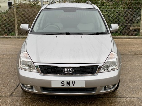 Kia Sedona 2 CRDI Wheelchair Accessible Vehicle 12