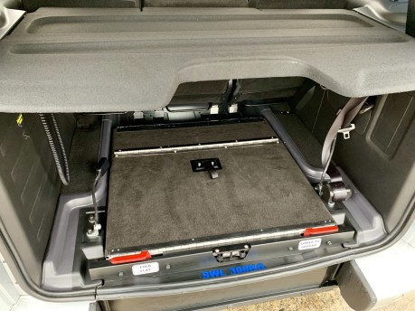 Peugeot Partner TEPEE S Wheelchair Accessible Vehicle WAV 12