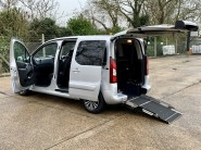 Peugeot Partner TEPEE S Wheelchair Accessible Vehicle WAV 1