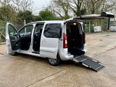 Peugeot Partner 2015 TEPEE S Wheelchair Accessible Vehicle WAV