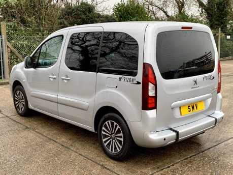 Peugeot Partner TEPEE S Wheelchair Accessible Vehicle WAV 15