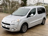 Peugeot Partner TEPEE S Wheelchair Accessible Vehicle WAV 21