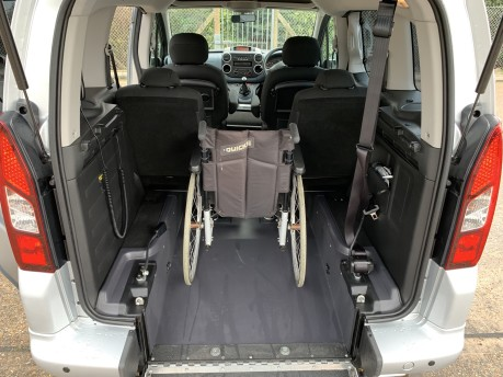 Peugeot Partner TEPEE S Wheelchair Accessible Vehicle WAV 7