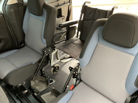 Peugeot Partner TEPEE S Wheelchair Accessible Vehicle WAV 8