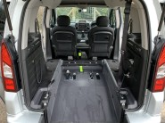 Peugeot Partner TEPEE S Wheelchair Accessible Vehicle WAV 4