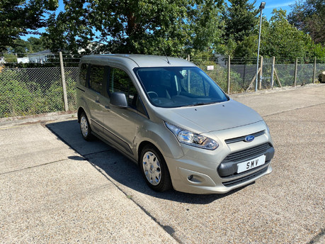 Ford Tourneo Connect 2015 ZETEC TDCI Wheelchair & Scooter Accessible Vehicle WAV