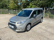 Ford Tourneo Connect 2015 ZETEC TDCI Wheelchair & Scooter Accessible Vehicle WAV 3