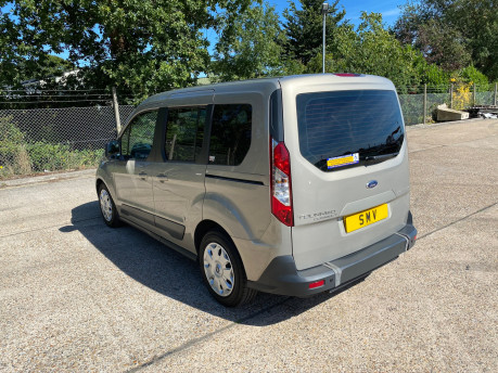 Ford Tourneo Connect 2015 ZETEC TDCI Wheelchair & Scooter Accessible Vehicle WAV 30