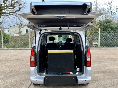 Peugeot Partner 2013 HDI TEPEE S Wheelchair Accessible Vehicle WAV 2