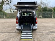Peugeot Partner 2013 HDI TEPEE S Wheelchair Accessible Vehicle WAV 3