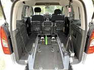 Peugeot Partner 2013 HDI TEPEE S Wheelchair Accessible Vehicle WAV 4