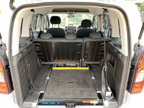 Peugeot Partner 2013 HDI TEPEE S Wheelchair Accessible Vehicle WAV 8