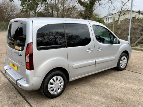 Peugeot Partner 2013 HDI TEPEE S Wheelchair Accessible Vehicle WAV 15