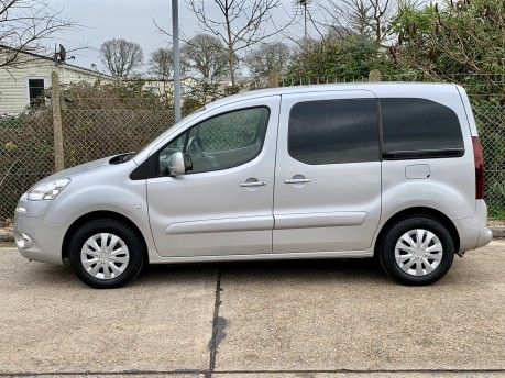 Peugeot Partner 2013 HDI TEPEE S Wheelchair Accessible Vehicle WAV 16