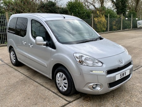 Peugeot Partner 2013 HDI TEPEE S Wheelchair Accessible Vehicle WAV 17