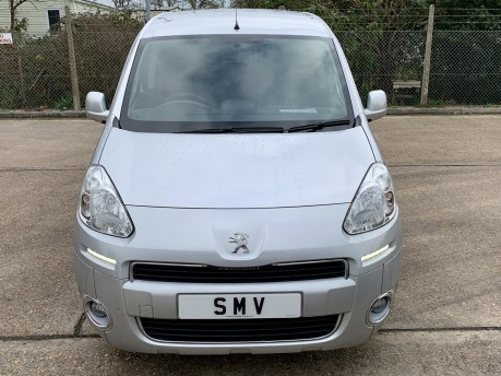 Peugeot Partner 2013 HDI TEPEE S Wheelchair Accessible Vehicle WAV 18