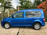 Volkswagen Caddy C20 LIFE TDI Wheelchair Accessible Vehicle 13