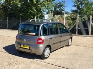 Fiat Multipla 2011 JTD DYNAMIC Wheelchair Accessible Vehicle WAV 17