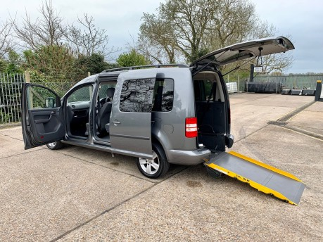 Volkswagen Caddy Maxi 2013 C20 LIFE TDI Wheelchair Accessible Vehicle WAV