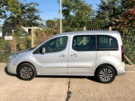 Peugeot Partner 2013 E-HDI TEPEE S Wheelchair Accessible Vehicle WAV 8