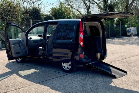 Renault Kangoo 2011 EXPRESSION 16V Wheelchair Accessible Vehicle WAV