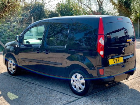 Renault Kangoo 2011 EXPRESSION 16V Wheelchair Accessible Vehicle WAV 8