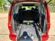 Volkswagen Caddy Maxi 2016 C20 LIFE TDI Wheelchair Accessible Vehicle WAV 4