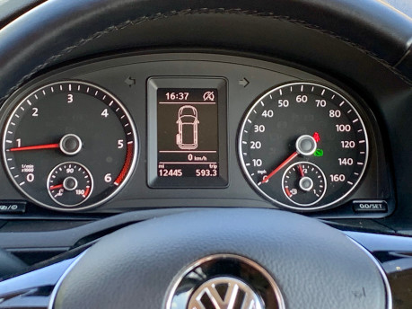 Volkswagen Caddy Maxi 2016 C20 LIFE TDI Wheelchair Accessible Vehicle WAV 8