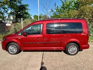 Volkswagen Caddy Maxi 2016 C20 LIFE TDI Wheelchair Accessible Vehicle WAV 12