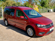 Volkswagen Caddy Maxi 2016 C20 LIFE TDI Wheelchair Accessible Vehicle WAV 13