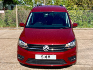 Volkswagen Caddy Maxi 2016 C20 LIFE TDI Wheelchair Accessible Vehicle WAV 14