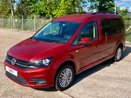 Volkswagen Caddy Maxi 2016 C20 LIFE TDI Wheelchair Accessible Vehicle WAV 15