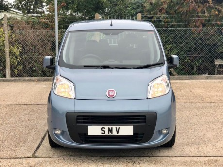 Fiat Qubo MULTIJET DYNAMIC DUALOGIC 2