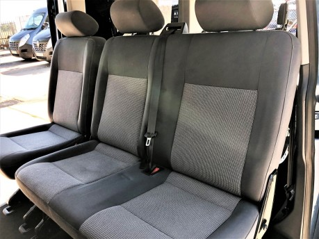 Volkswagen Transporter T30 TDI SHUTTLE SE Wheelchair Accessible Vehicle 11