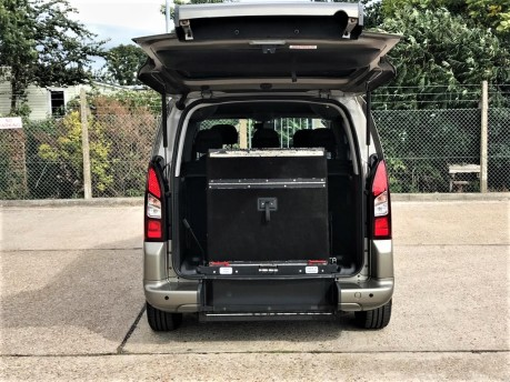 Peugeot Partner TEPEE S Wheelchair Accessible Vehicle 8