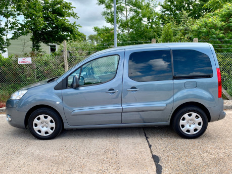 Peugeot Partner TEPEE S HDI Wheelchair Accessible Vehicle WAV 10