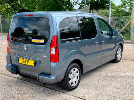 Peugeot Partner TEPEE S HDI Wheelchair Accessible Vehicle WAV 13